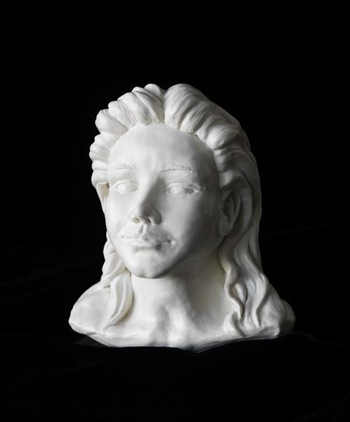 Sculpture 'Elle'